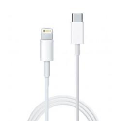 купить Кабель Apple USB Type-C Lightning (MQGJ2ZM/A) 1 м в спб в магазине smartmarket-20