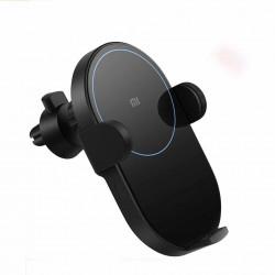 купить Держатель автомобильный с функцией беcпроводной зарядки Xiaomi Wireless Car Charger (WCJ02ZM) 20W в спб в магазине smartmarket-20