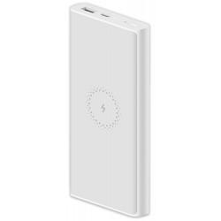 купить Аккумулятор Xiaomi Mi Wireless Power Bank Youth Edition 10000 (WPB15ZM) Белый в спб в магазине smartmarket-10