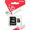 SmartBuy 16GB Class 10 - +550руб.